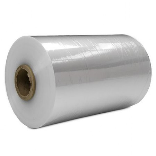 Folie Termocontractibila Poliolefina, 450 mm, 15 microni, 1332 ml/rola
