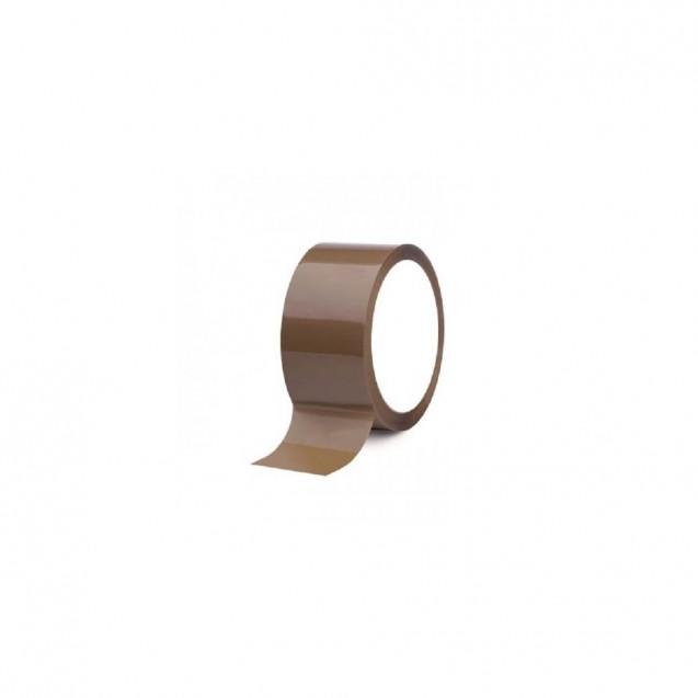 Banda adeziva acrilica, 48mm x 66y, 6 buc/set, MARO