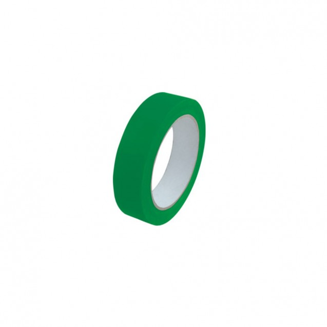 Banda pentru sigilat pungi, 9x66 mm, verde, set 16 role
