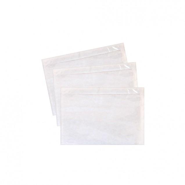 Plicuri transparente autoadezive, C4, 325x220 mm, 100 buc/set